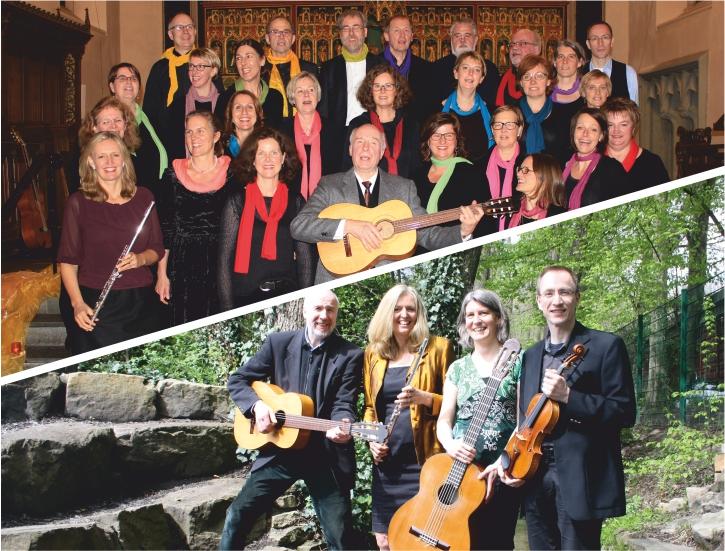 Chor Canterino Collage
