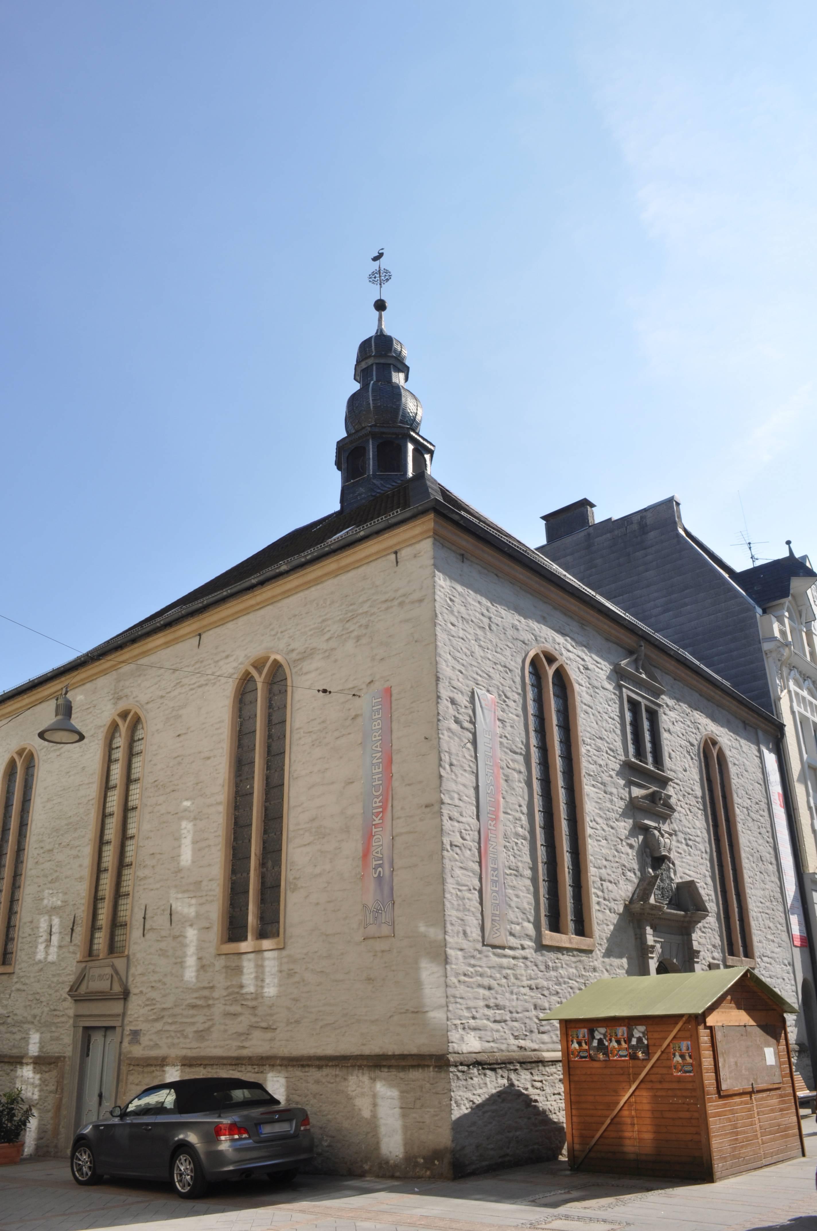 Reformierte Kirche neu
