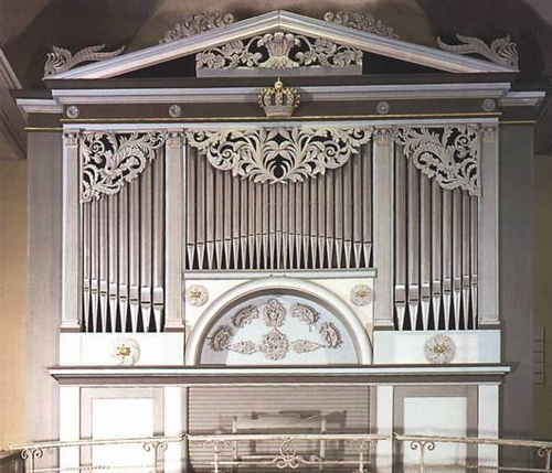 orgel ref kirche