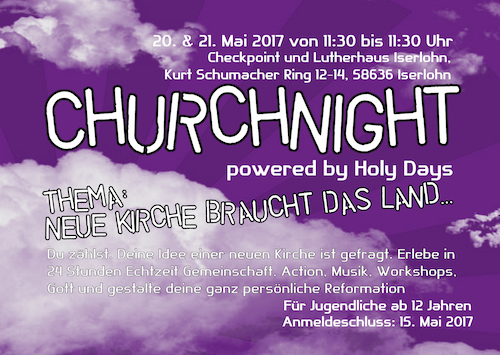 Churchnight 05 2017